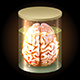 Brain in Jar - GraphicRiver Item for Sale