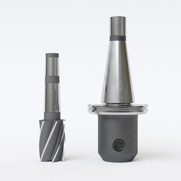 CNC tool - 3DOcean Item for Sale