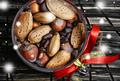 Hazelnuts for Christmas