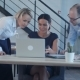 People Working in a Busy Office - VideoHive Item for Sale