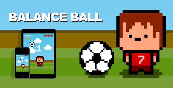 Balance Ball - HTML5 Game - CodeCanyon Item for Sale