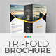 TriFold Brochure Template 04 - GraphicRiver Item for Sale