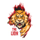 The Lion Design Tshirt - GraphicRiver Item for Sale