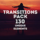 Transitions Pack/ Colorful Mood/ Smart Transformation/ Stylish Visualization/ Geometric/ Futuristic - VideoHive Item for Sale