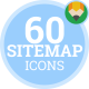 Web Website Sitemap - SEO Development Elements - VideoHive Item for Sale