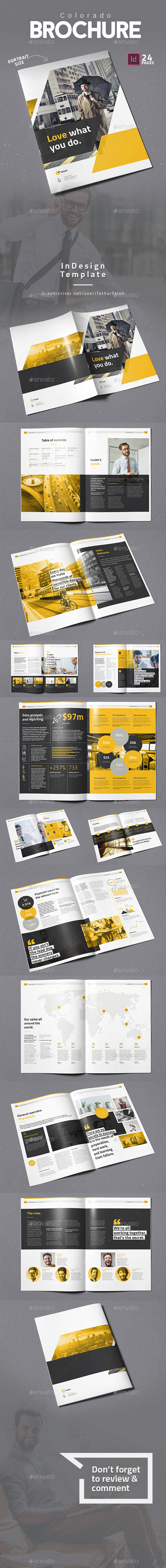Colorado Brochure - Corporate Brochures