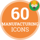 Industrial Factory - Manufacturing Elements