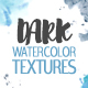 Dark Watercolor Textures and Shapes - GraphicRiver Item for Sale