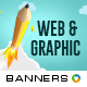 Web and Graphic Banners