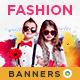 Kids Fashion Banners