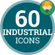 Industrial Process Icons - VideoHive Item for Sale