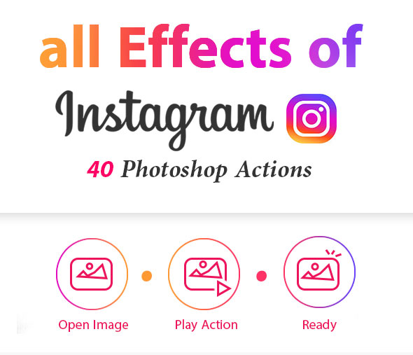 All instagram filters 40 photoshop action by idexx graphicriver 00preview0g ccuart Image collections