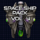 Space Ship Pack Vol.4 - GraphicRiver Item for Sale