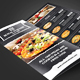 Trifold Menu Template Vol.16 - GraphicRiver Item for Sale