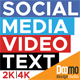 Social Media Video Text - VideoHive Item for Sale