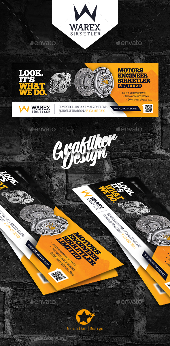 GraphicRiver Technical Data Cover Templates 20257423