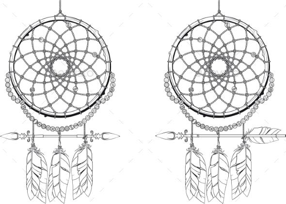 Dreamcatcher - Religion Conceptual