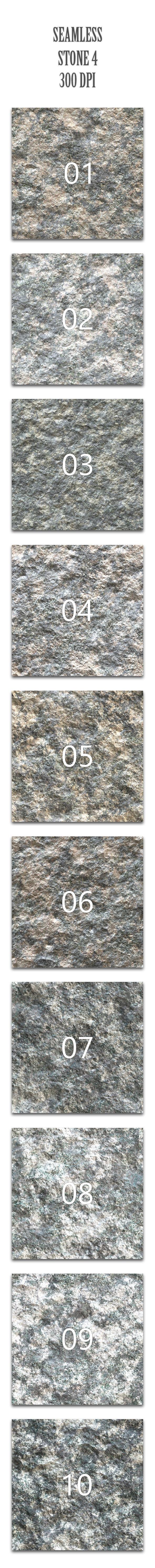 Seamless Stone 4 - Nature Textures / Fills / Patterns