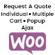 WooCommerce Advance Request A Quote | Product Enquiry