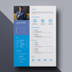 Resume Template V23 - GraphicRiver Item for Sale