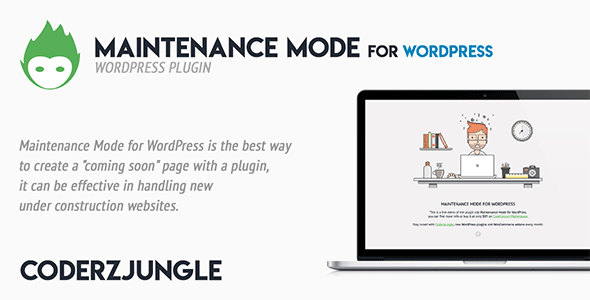 Maintenance Mode for WordPress