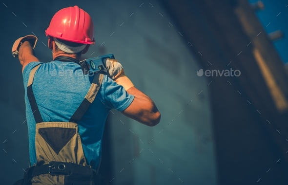 Home Construction Work - Stock Photo - Images
