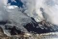 Alpine Glaciers Mont Blanc