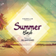 Summer Bash - PSD Flyer Template
