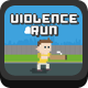 Violence Run - HTML5 Game - CodeCanyon Item for Sale