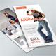 DL Fashion Flyer 05 - GraphicRiver Item for Sale