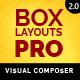Pro Box Layout for Visual Composer : Displaying Post & Custom Post in a News & Magazine Style