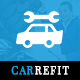 CarRefit - Repair & Services Responsive Template Nulled