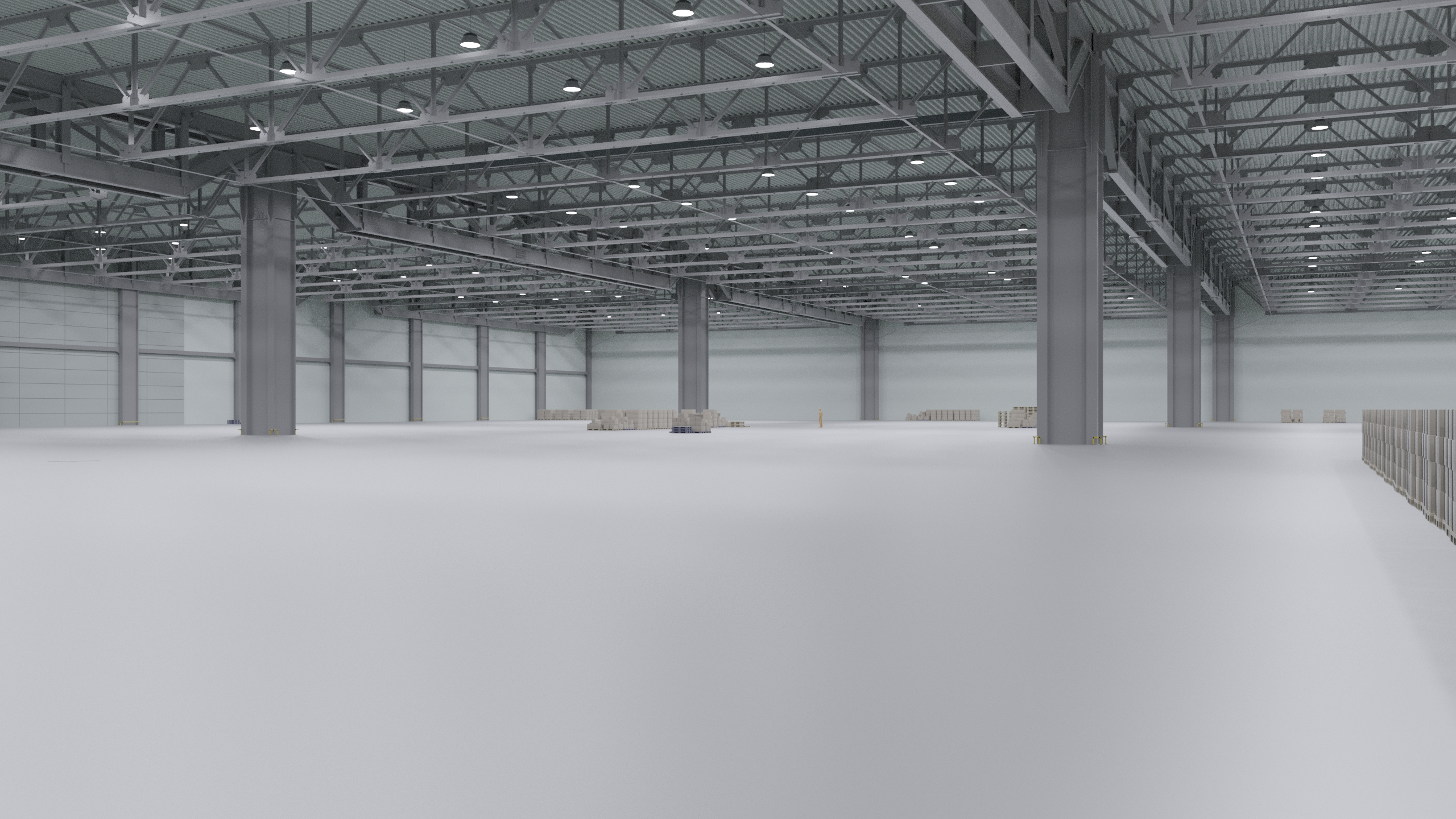 Beau Warehouse Interior 3