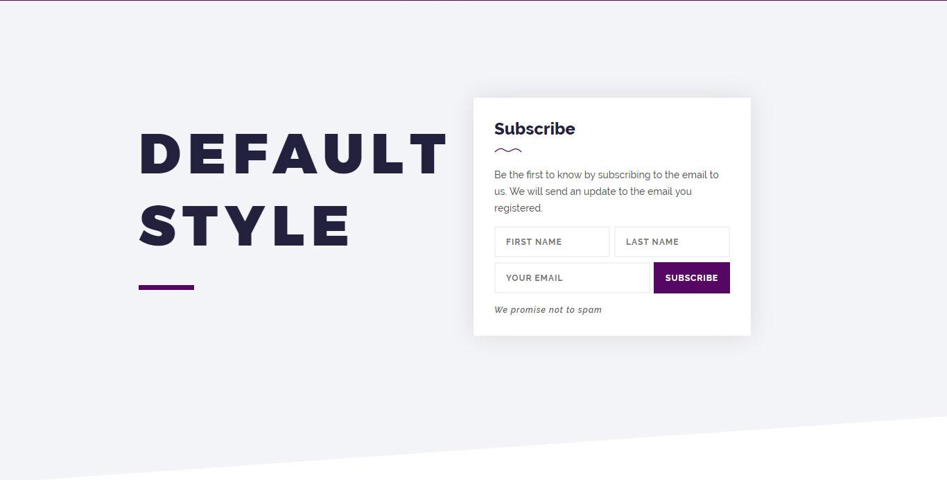 Soudle js - jQuery Plugin for Subscription Form + Laravel & CodeIgniter  Admin Panel