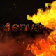 Fire Dance Logo - VideoHive Item for Sale