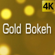 Gold Bokeh - VideoHive Item for Sale
