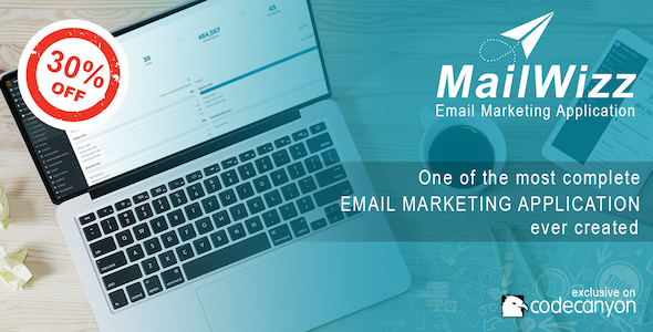MailWizz - Email Marketing Application