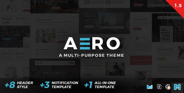 Aero | Newsletter Set
