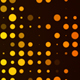 Yellow Tech Dots Background - VideoHive Item for Sale