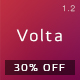 Volta - Futuristic Web Application and Admin Dashboard Nulled
