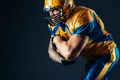 American football offensive player, NFL - PhotoDune Item for Sale