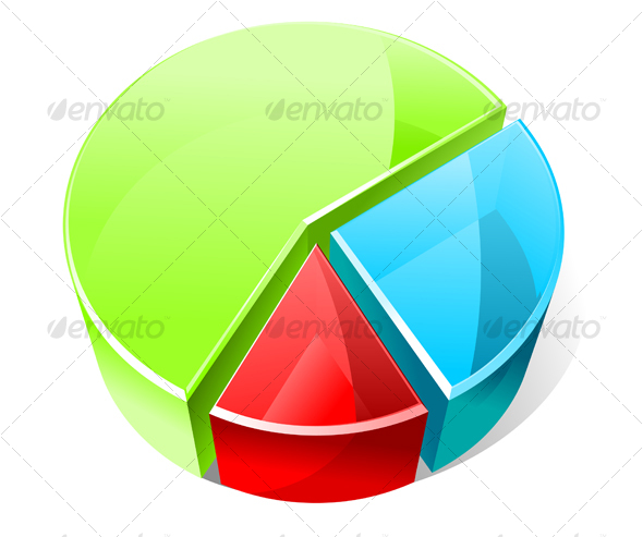 Color graph for design - Business Conceptual