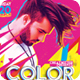 Color Party Flyer - GraphicRiver Item for Sale