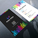 Multipurpose Colorful Creative Business Card