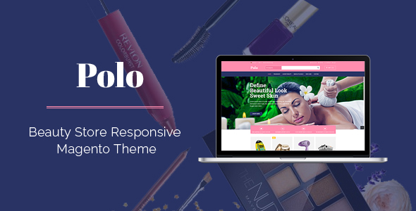 Polo - Beauty Store Responsive Magento Theme - Shopping Magento