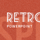 Retrospective PowerPoint Template - GraphicRiver Item for Sale