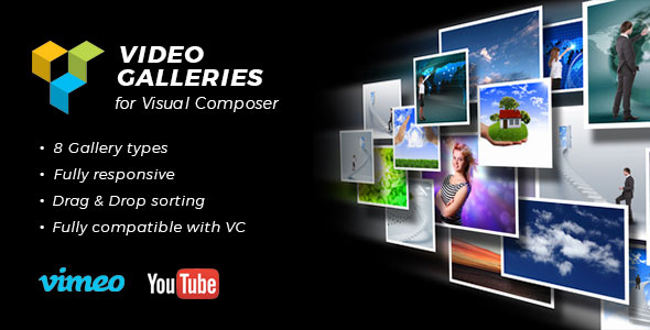 CodeCanyon Video Galleries for Visual Composer Wordpress Plugin 20262392