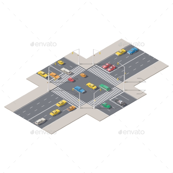 Crossroads - Miscellaneous Vectors