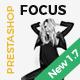 Focus - Advanced Multipurpose Responsive Prestashop 1.6 & 1.7 Theme - ThemeForest Item for Sale