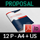 Company Proposal Template Vol.4 - GraphicRiver Item for Sale